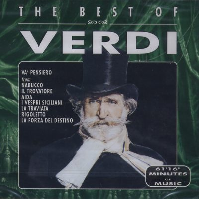 Giuseppe Verdi - The Best Of
