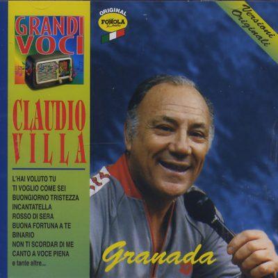 Claudio Villa - Granada - Grandi Voci
