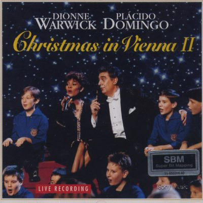 Dionne Warwick - Placido Domingo - Christmas in Vienna II