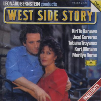 Leonard Bernstein - West Side Story - Highlights