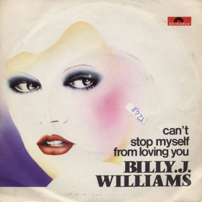 Billy J. Williams - Can't Stop Myself From Loving You