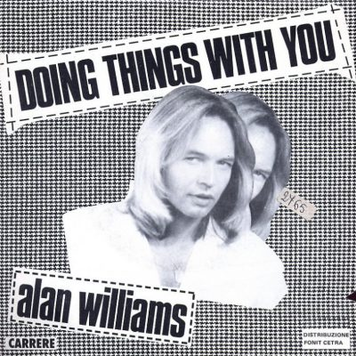 Alan Williams - Doing Things With You