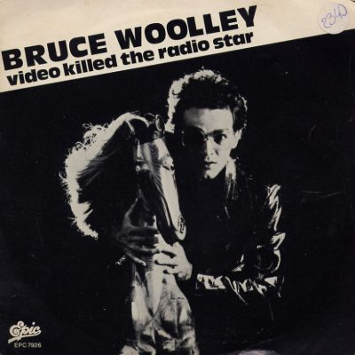 Bruce Woolley - Video Killed The Radio Star