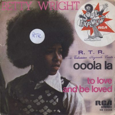 Betty Wright - Ooola la