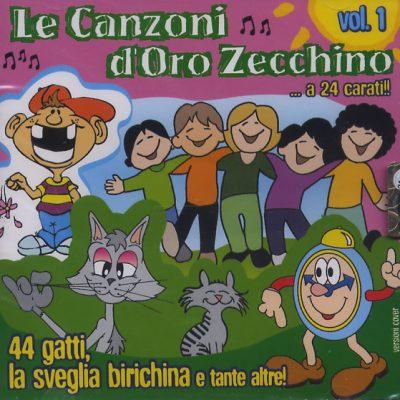 Le Canzoni d'Oro Zecchino - Vol.1