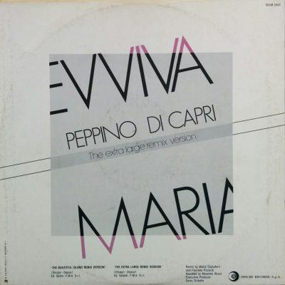 Peppino Di Capri - Evviva Maria