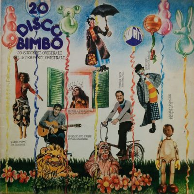 20 Disco Bimbo (20 Successi Originali, 20 Interpreti Originali)