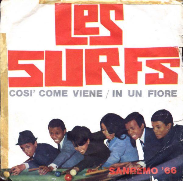Les Surfs - Cosi come viene