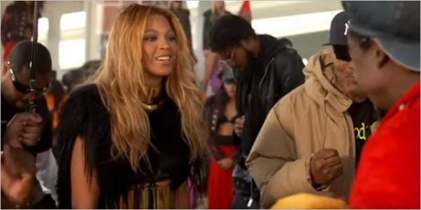 Beyoncé - Run The World (Behind The Scenes)