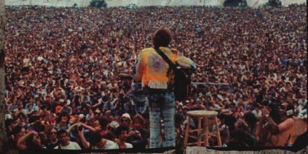 Michael Lang, Holly George-Warren. Woodstock