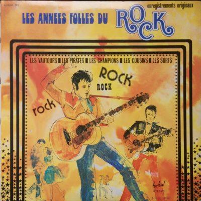Les annees folles du rock
