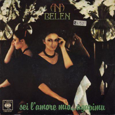 Ana Belen - Sei l'amore mio... Agapimu