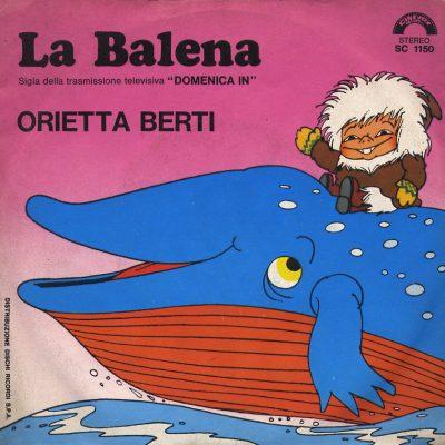 Orietta Berti - La balena