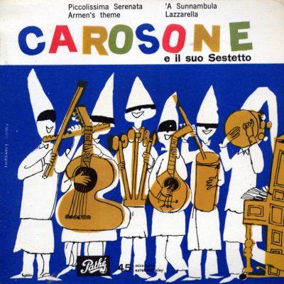 Renato Carosone e il suo Sestetto - Piccolissima Serenata