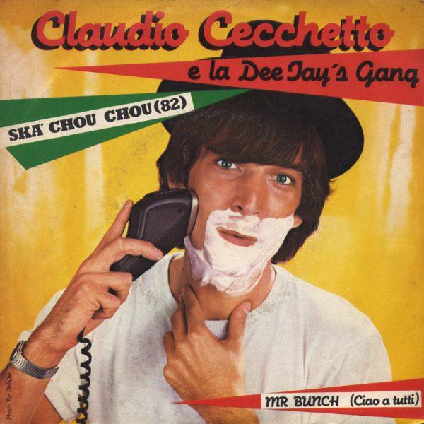 Claudio Cecchetto e la DeeJay's Gang - Ska chou chou
