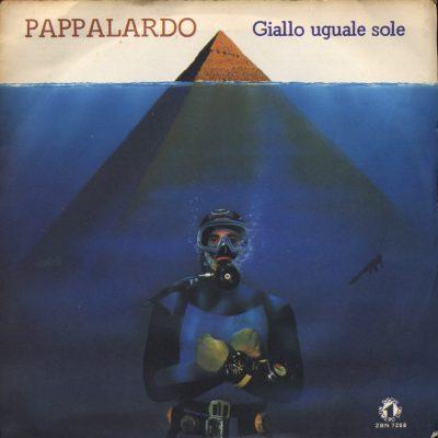 Adriano Pappalardo - Giallo uguale sole