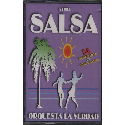 Orchestra La Verdad - A Toda Salsa