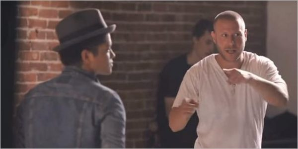 Bruno Mars - Just The Way You Are (Behind The Scenes)