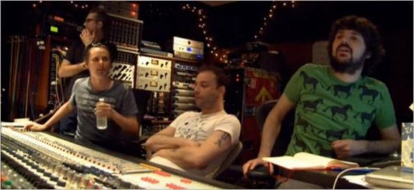 Muse - The 2nd Law (Making Of)