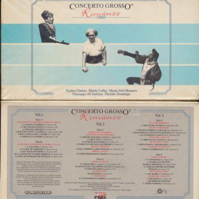 Concerto Grosso - Romanze