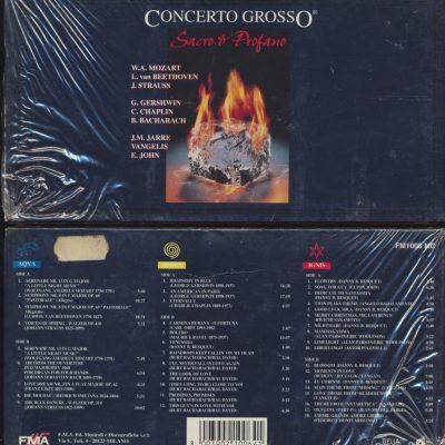 Concerto Grosso - Sacro & Profano
