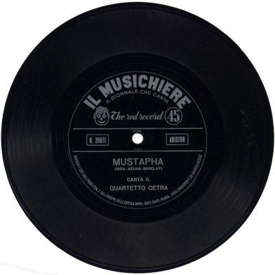Quartetto Cetra - Mustapha (Il Musichiere)