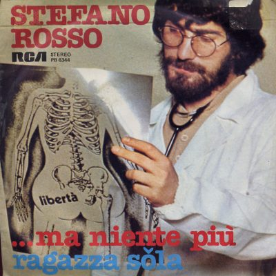 Stefano Rosso - ...ma niente più