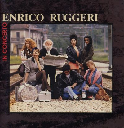Enrico Ruggeri - In Concerto