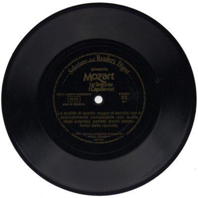 Mozart. Le Sinfonie - I Capolavori (Flexi-disc)