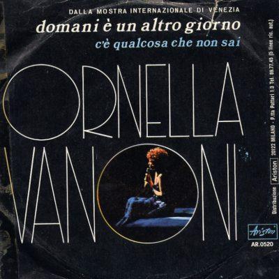 Ornella Vanoni - Domani è un altro giorno