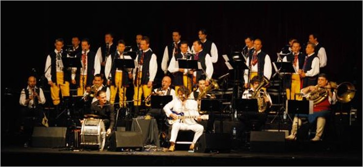 Goran Bregovic and Wedding & Funeral Band - Live (Biglietti)
