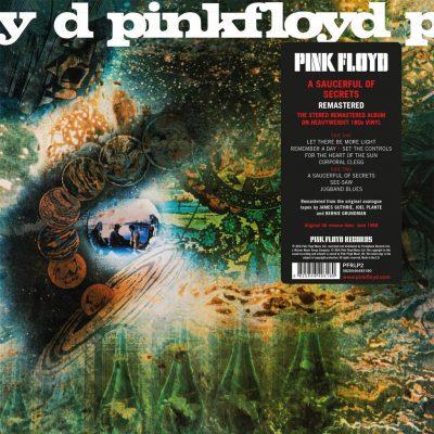 Pink Floyd - A Saucerful Of Secrets (2016 Edition)