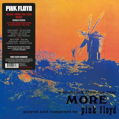 Pink Floyd - More (Original Film Sountrack) [2016 Edition]