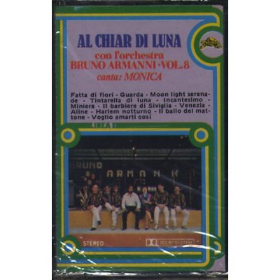 Orchestra Bruno Armanni - Al Chiar di Luna - Vol. 8