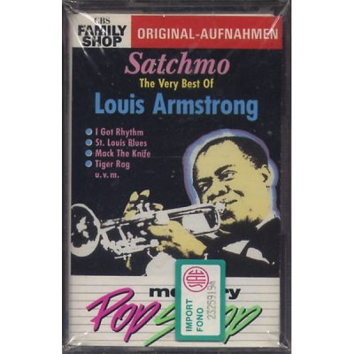Louis Armstrong - Satchmo - The Very Best Of