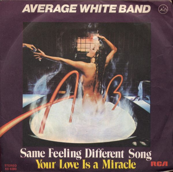 Average White Band - Some feeling different song