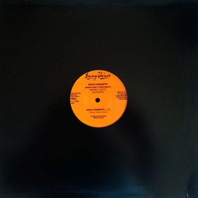 Manuel Chico - Disco Dinamyte