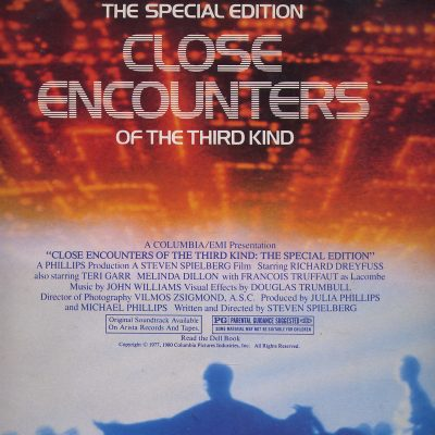 Close Encounters of the Third Kind - The Special Edition