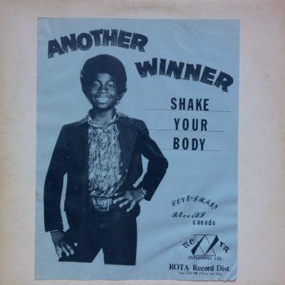 Carlos Morgan - Shake Your Body (The Jacksons)