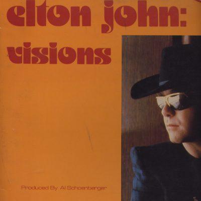 Elton John - Visions
