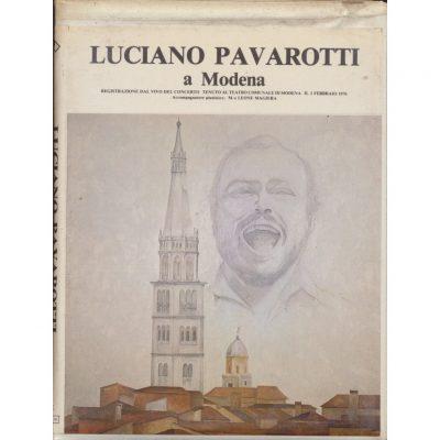 Luciano Pavarotti a Modena