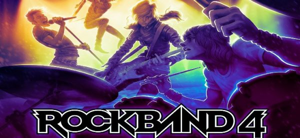 Rock Band 4 - Guitar Bundle (Videogame)