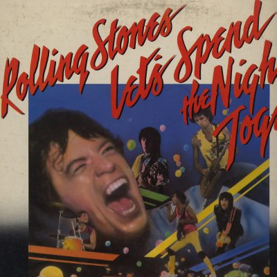 Rolling Stones - Let's spend the night together