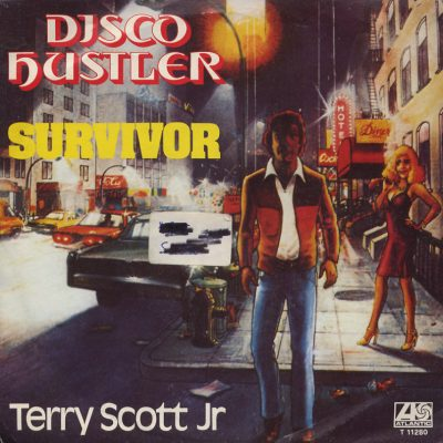 Terry Jr. Scott - Disco Hustler