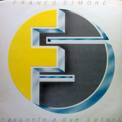 Franco Simone - Racconto a due colori (Colored Vinyl)