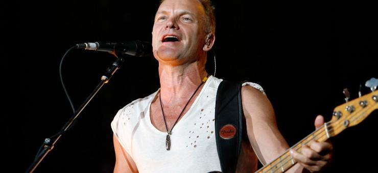 Sting - Live (Biglietti)