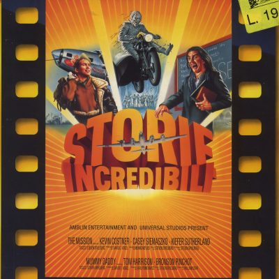 Storie Incredibili (Amazing Stories)