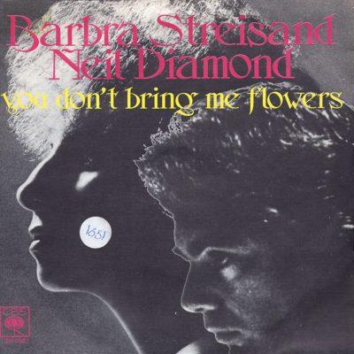 Barbra Streisand & Neil Diamond - You dont bring me flowers