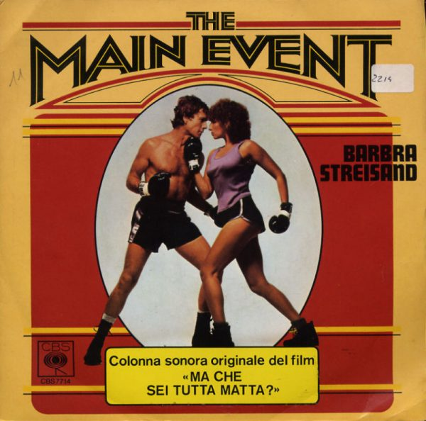 Barbra Streisand - The Main Event