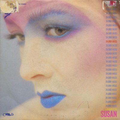 Susan - 24,000 times of kiss